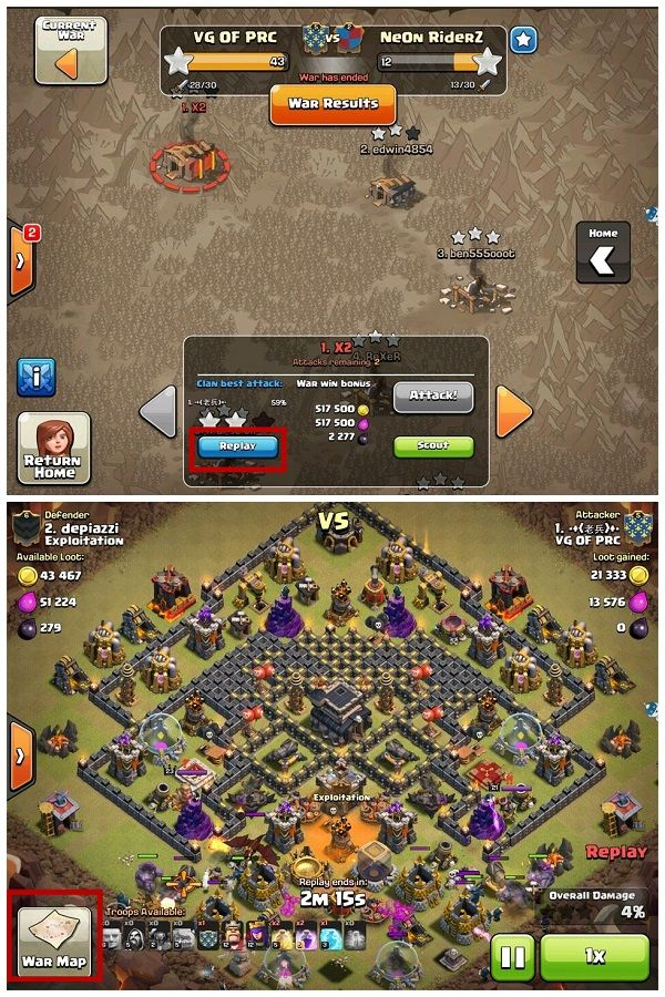 Mod Clash of Clans Terbaru 4