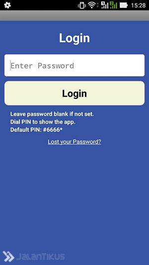 Keylogger Android 1