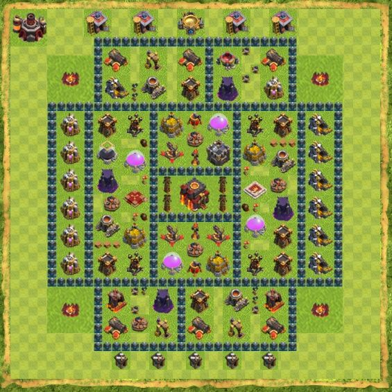 base-war-coc-th-10-8