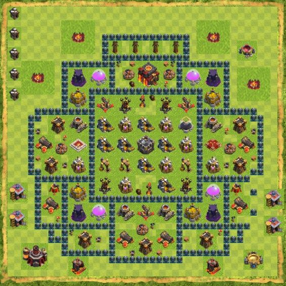 base-defense-coc-th-10-11