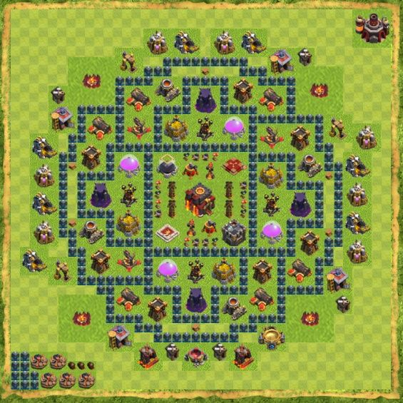 base-defense-coc-th-10-20