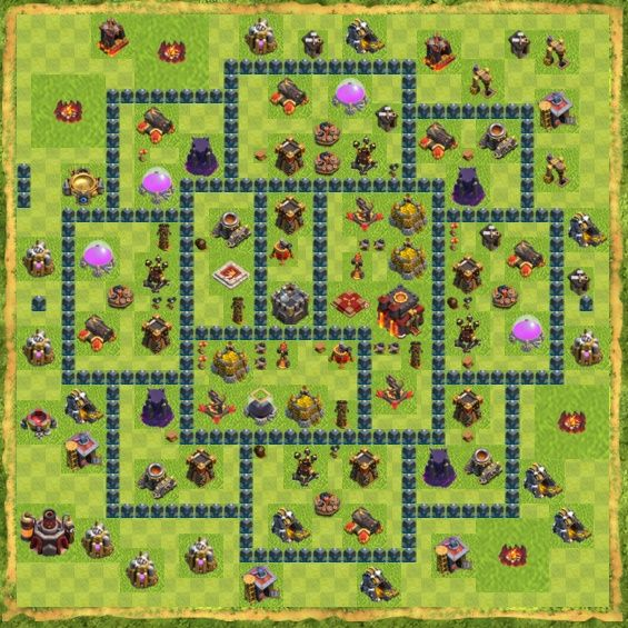 base-war-coc-th-10-20