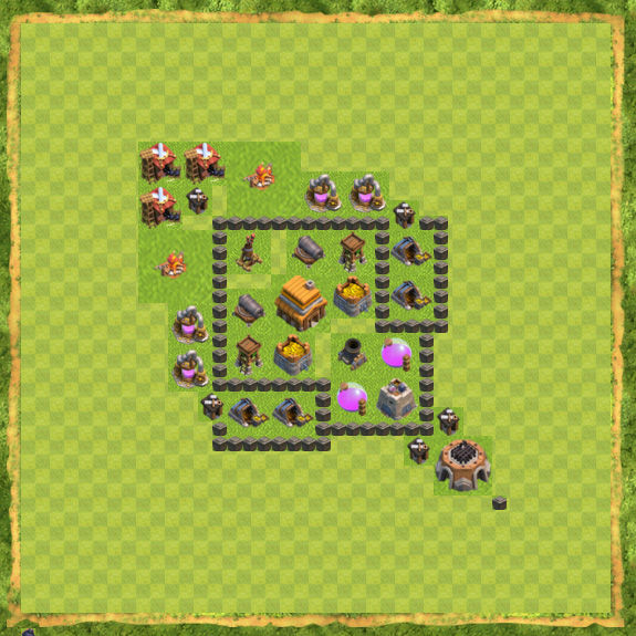 base-defense-coc-th-4-10