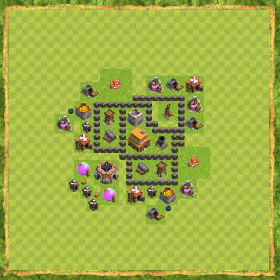 base-defense-coc-th-4-12