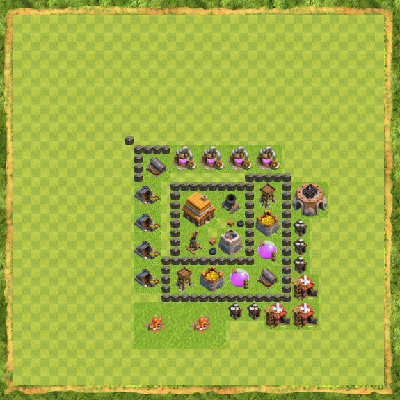 base-defense-coc-th-4-17