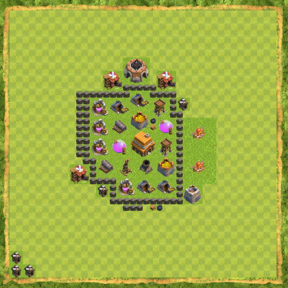 base-defense-coc-th-4-20