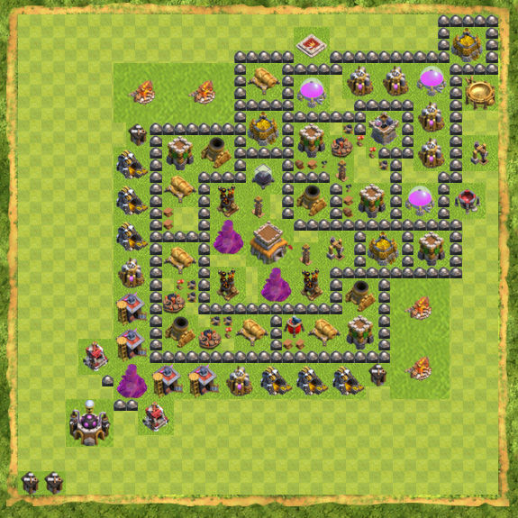 base-defense-coc-th-8-15