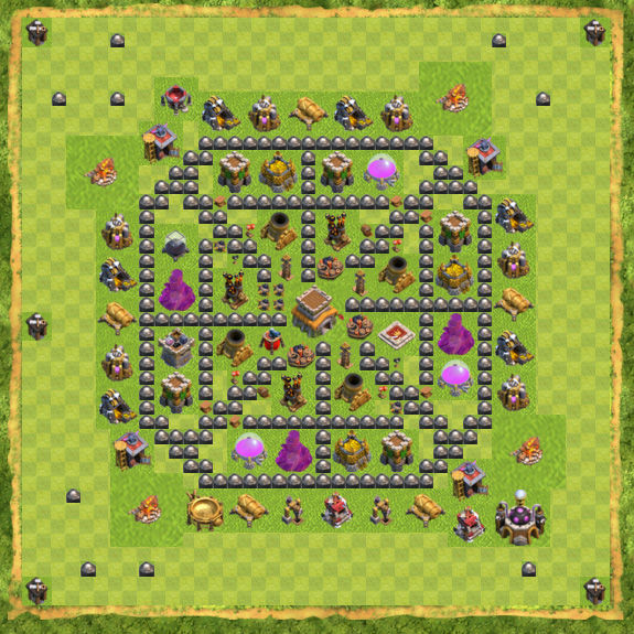base-defense-coc-th-8-9
