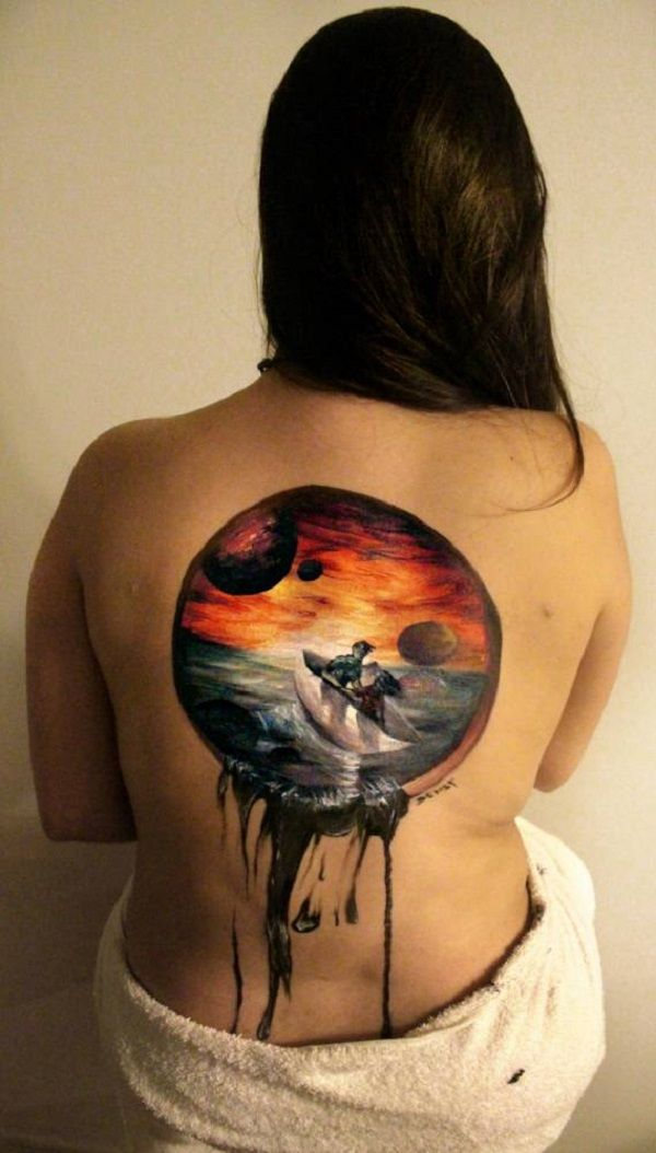 Body Painting Jd Poque 7