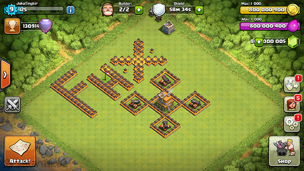 Fhx Private Server Coc Indonesia 3