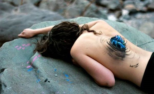 Body Painting Jd Poque 3