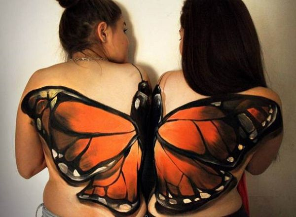 Body Painting Jd Poque 8