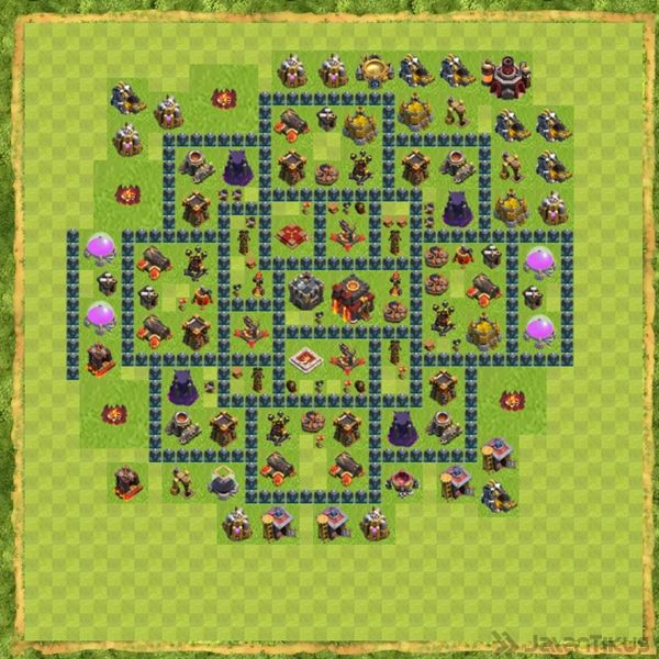 base-war-coc-th-10-terbaru-6