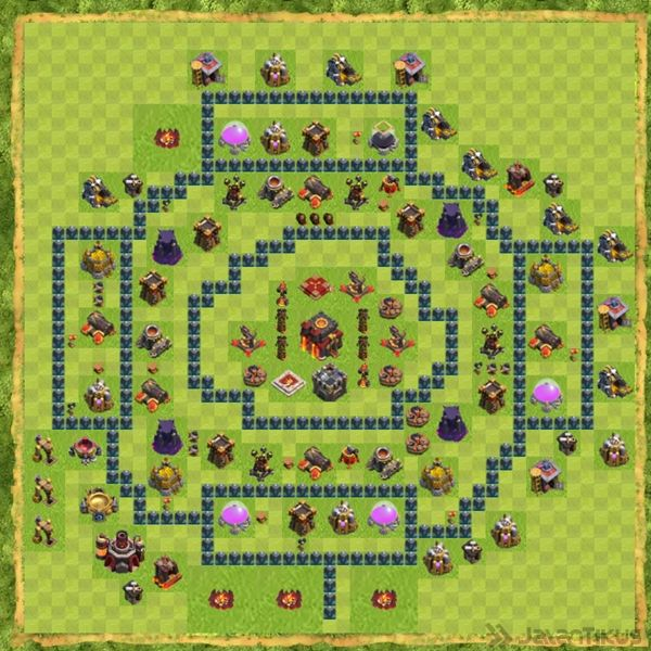 base-war-coc-th-10-terbaru-9