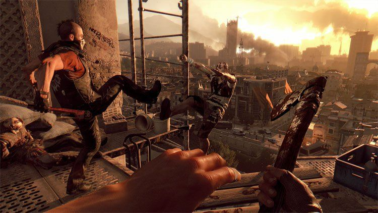 Dyinglight Co Op Mode On