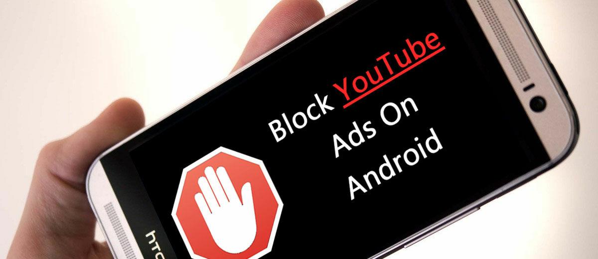 cara blokir semua jenis iklan youtube
