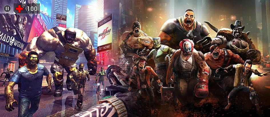 10 Game Perang Zombie Android Terbaik Offline Dan Online