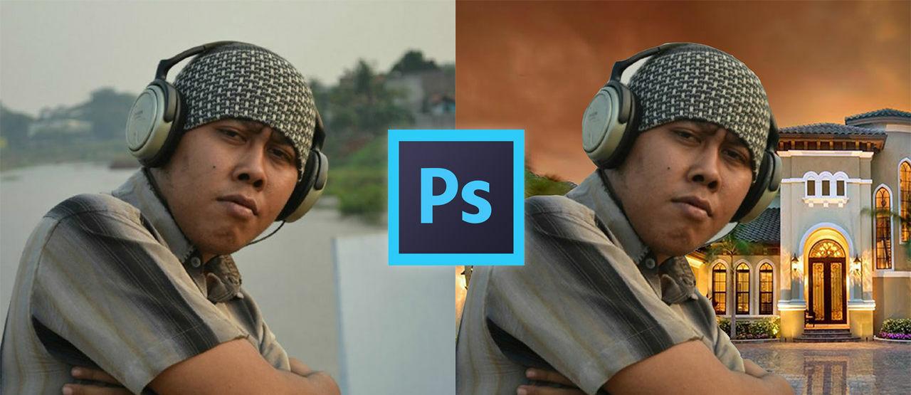 Cara Mengganti Background Foto dengan Photoshop ...