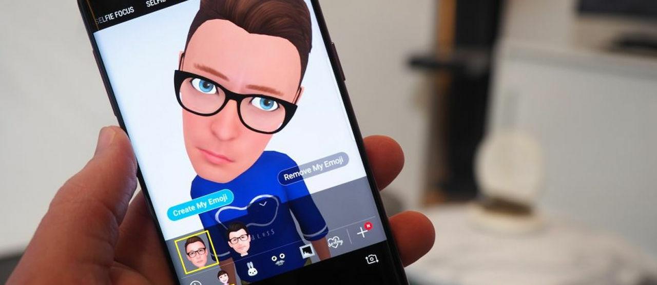 Cara Pakai AR Emoji Samsung Galaxy S9 di Semua Android