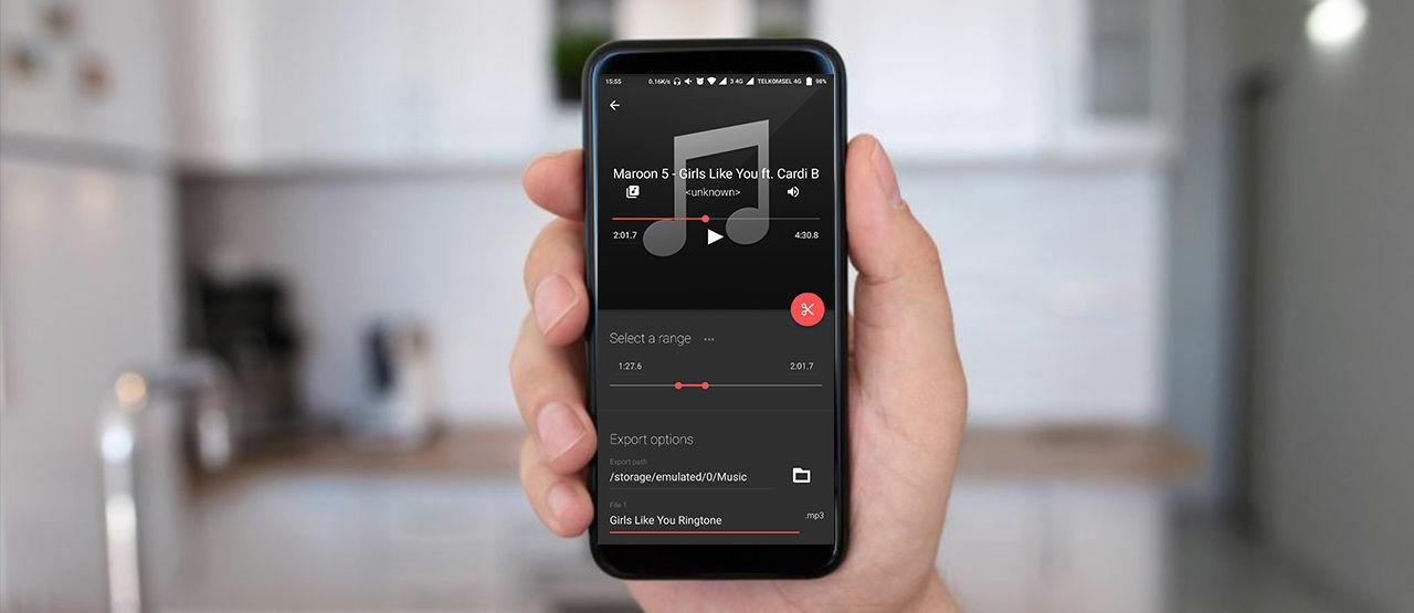 Download aplikasi untuk memotong lagu di laptop | Cara