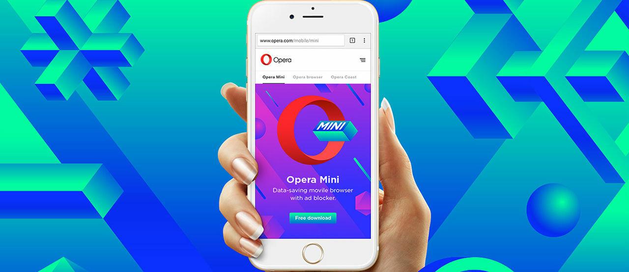 download opera mini gratis