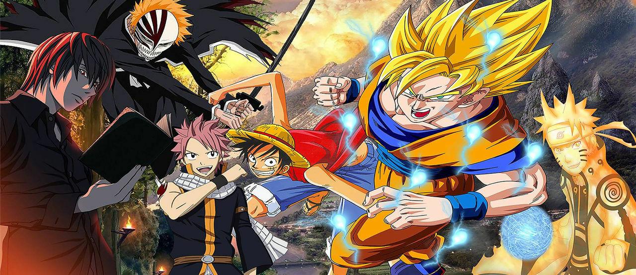 700 Wallpaper Anime Terkeren  Paling Keren