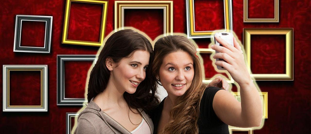Aplikasi ini membuat bingkai foto di ponsel Android