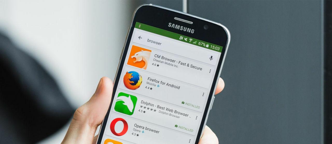 5 Rekomendasi Aplikasi Browser Android terbaik 2020