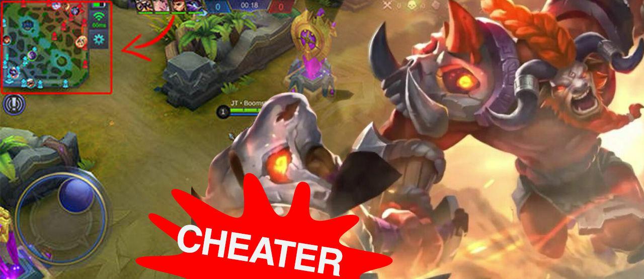download cheat radar map ml