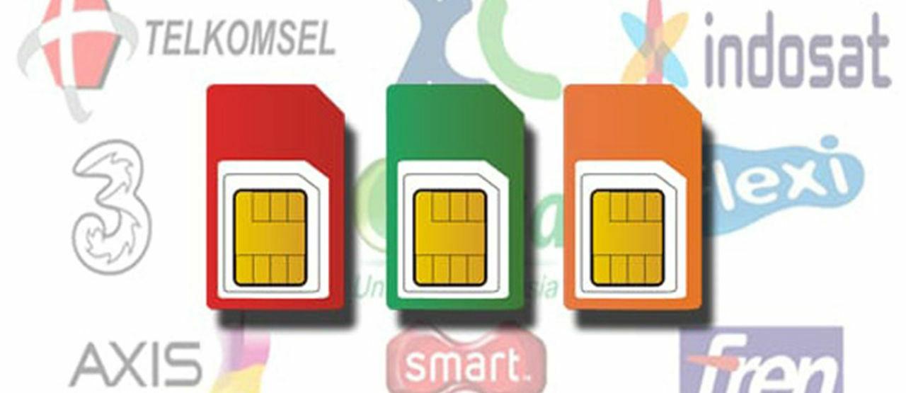 Cara Registrasi Kartu Telkomsel Xl Indosat 3 Smartfren Jalantikus Com