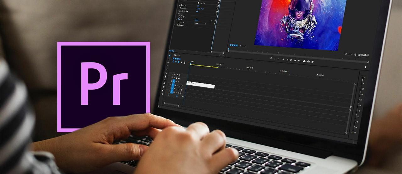 aplikasi editor video di komputer