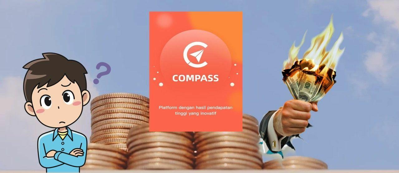 Aplikasi Compass Penghasil Uang Itu Dinyatakan Haram Dan Ilegal Jalantikus
