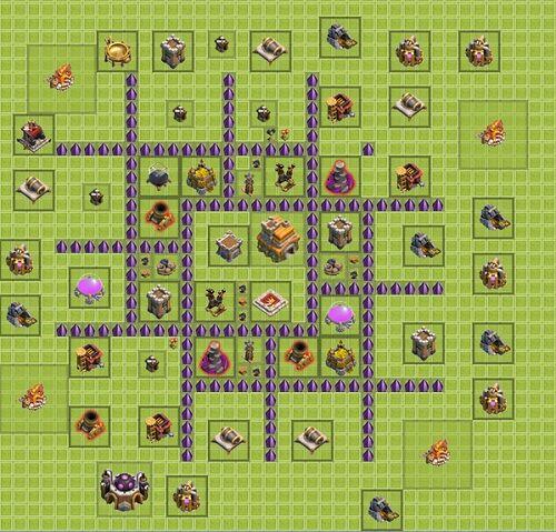 Base Th7 Anti Hog Dan Dragon