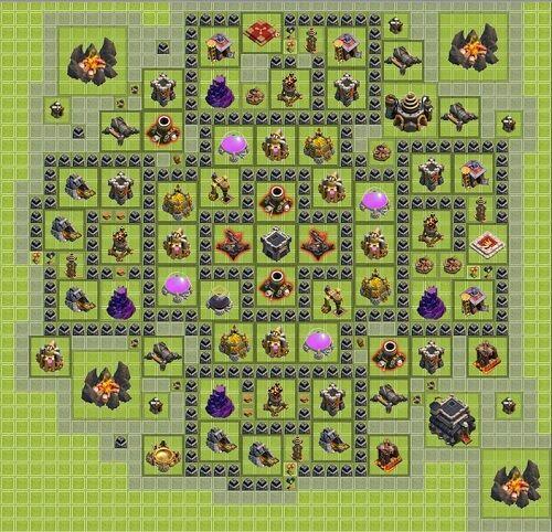 Base Th9 Anti Hog Dan Dragon