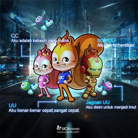 Ucweb Merilis Game Perdananya Uc Crazy Run 1