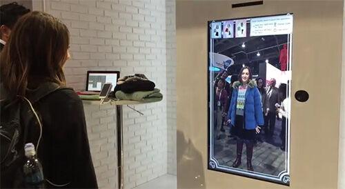 Virtual Dress Room 1