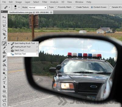 Inilah Jadinya Jika Photoshop Dapat Digunakan Di Kehidupan Nyata 1