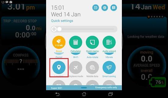 Cara Merubah Android Menjadi Alat Pengukur Kecepatan Speedometer 1
