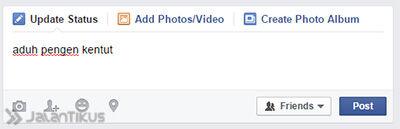 Facebook Undo 2