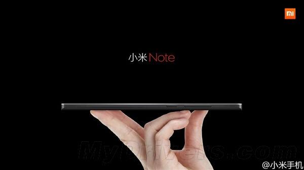 Mi Note F