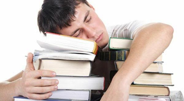 Baca Buku Tidur