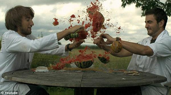 Pecahkan Semangka