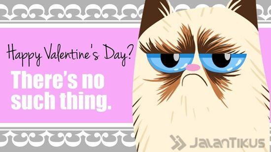 18 Kata Kata Lucu Yang Bisa Digunakan Untuk Menolak Hari Valentine 15