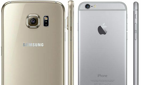 Kemiripan S6 Dan Iphone 6 E