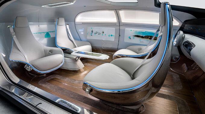 Lounge Benz F 015