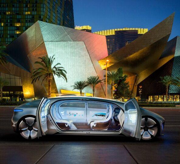 Mercedes Benz Luxury