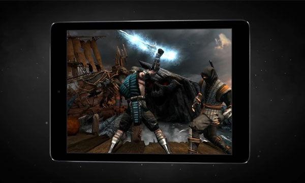 Mortal Kombat Di Android B