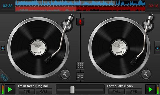 Aplikasi DJ Android paling support di dalam smartphone