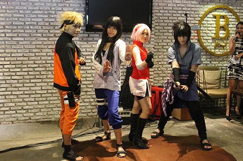 Liputan Event Ulang Tahun Pertama Konoha Ninja 1