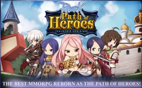 ragnarok path of heroes